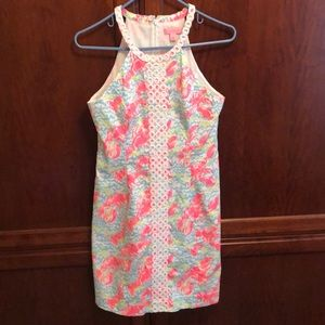 Lobstah Roll Lilly Pearl Shift Size 2